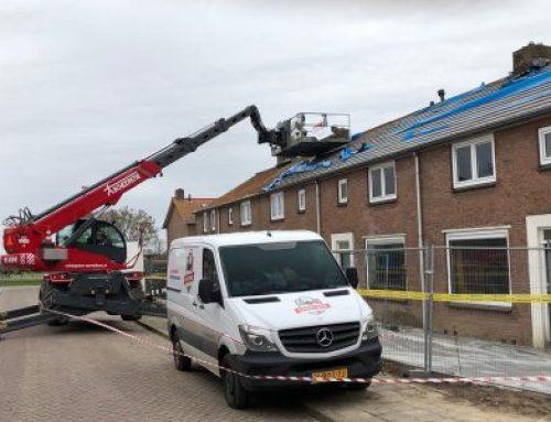 Wat kost het verwijderen van een asbest dakbeschot?